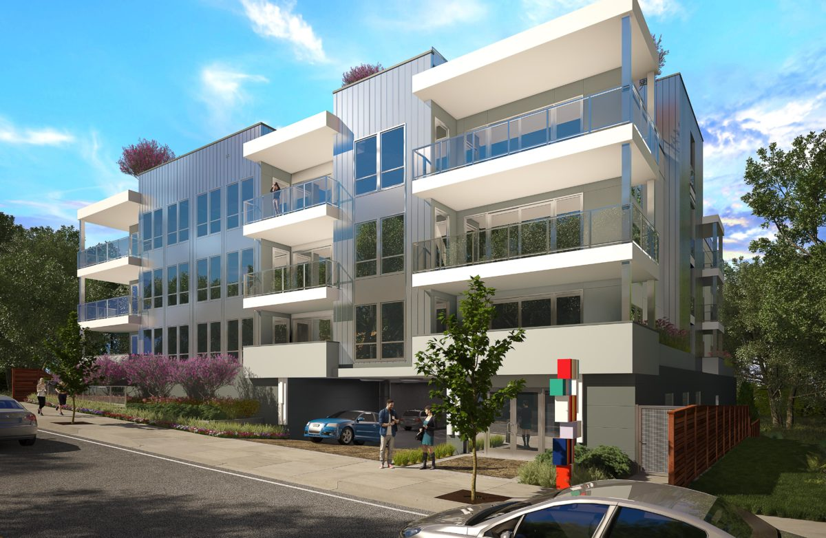 Coming soon | 12 New Downtown Walnut Creek Flats